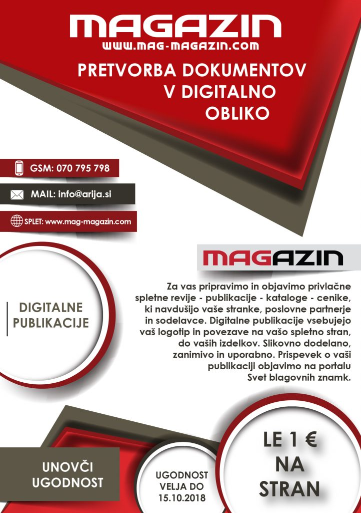Večja prodaja z digitalno revijo